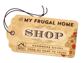 My Frugal Home Etsy Shop