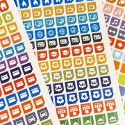 Bill Pay Sticker Sheets