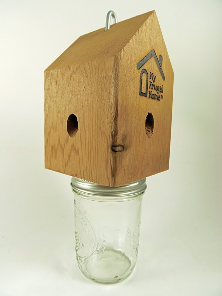 Carpenter Bee Trap The My Frugal Home Shop