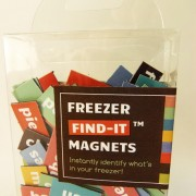 Freezer Find-It Magnets