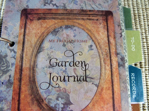 Garden Journal - Complete Refill