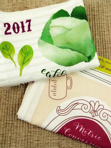 Veggie and Conversion Towel Set