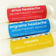 Aromatherapy Inhalers - Side View