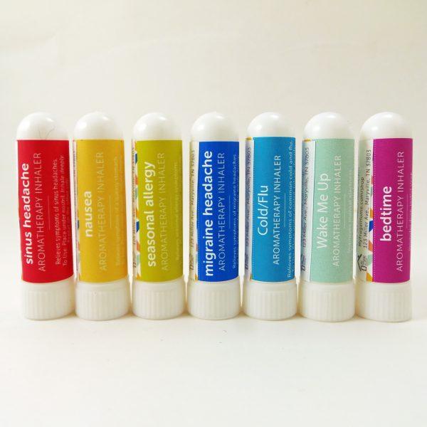 Aromatherapy Inhaler - Scent Options