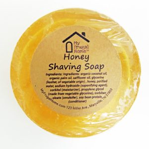Honey Shaving Soap