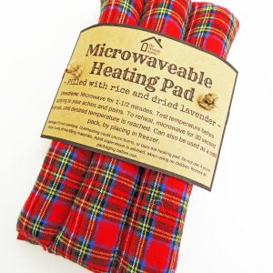 Microwaveable Heating Pad