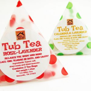 Tub Tea Samplers