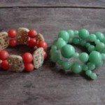 Restrung Vintage Beads