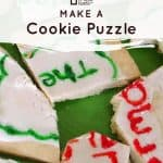 Homemade Cookie Puzzle