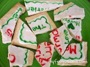 Cookie Puzzle