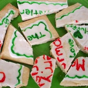 Make a Cookie Puzzle