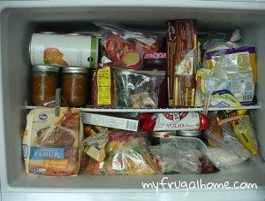 Operation Clean Out the Fridge
