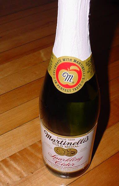 Sparkling Cider