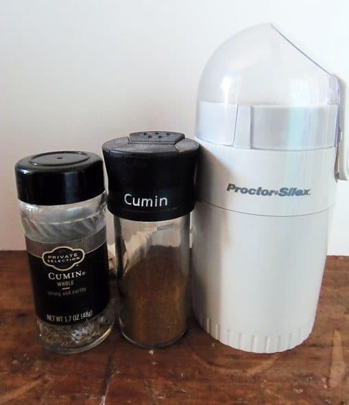 Grind Your Own Spices
