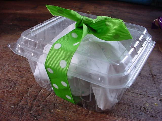 Recycled Gift Wrap 2