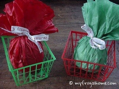 Turn Your Garbage into Gift Wrap