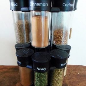 Spend Less on Spices and Seasonings