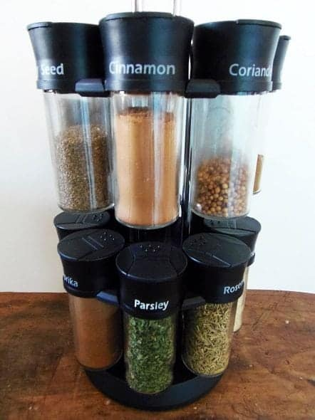 Spend Less on Spices