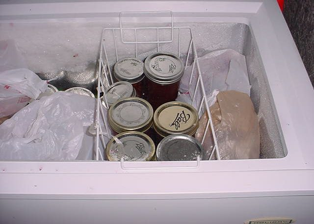 How to Organize a Chest Freezer