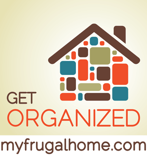 Get Organized with Tips from MyFrugalHome