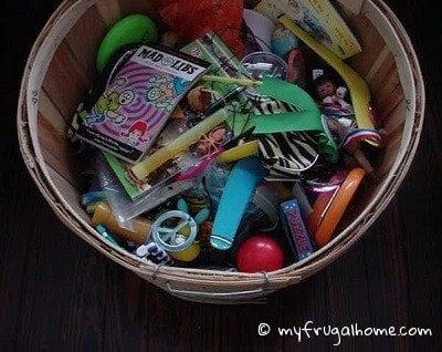 Kids' Room Decluttering Tip