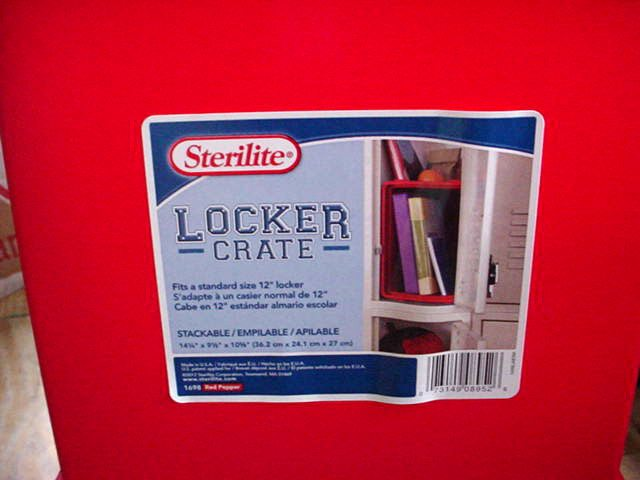 Locker Crate