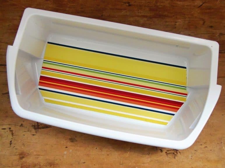 Fridge Shelf Liners Delectable DIY Fridge Shelf Liners