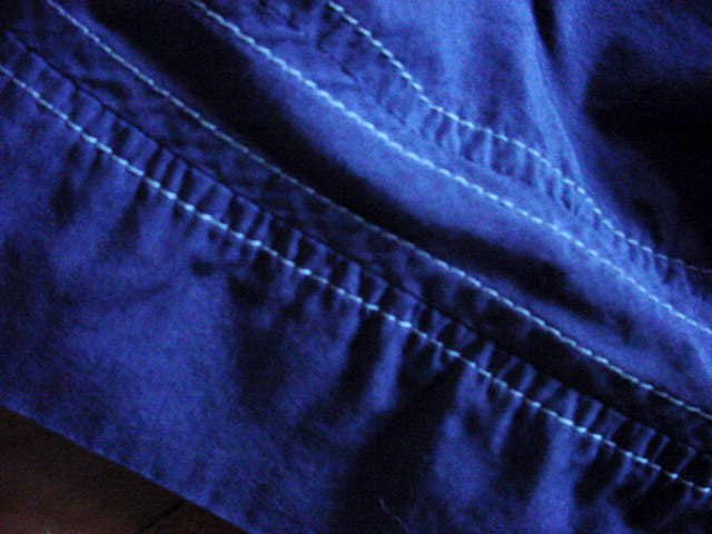 Redyed Skirt - Closeup
