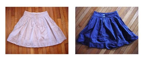 Skirt Re-dye
