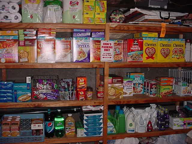 Grocery Stockpile