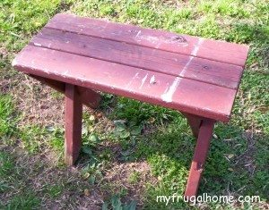 Curb Find Benches: Before and After