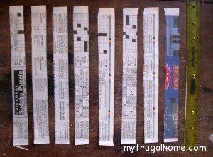 Newspaper Strips