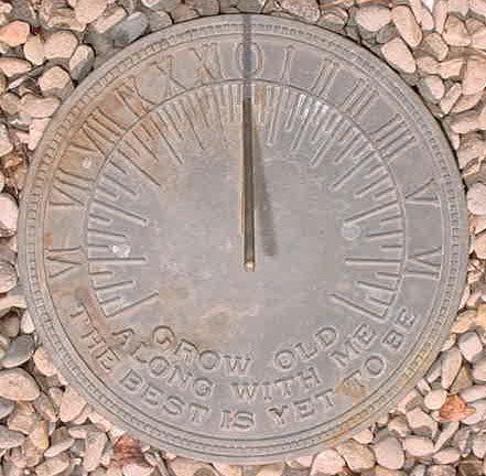 Set Your Sundial