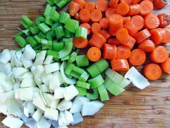 Veggies for Broth
