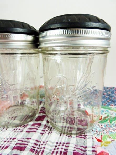 How to Make a Solar Canning Jar Lantern