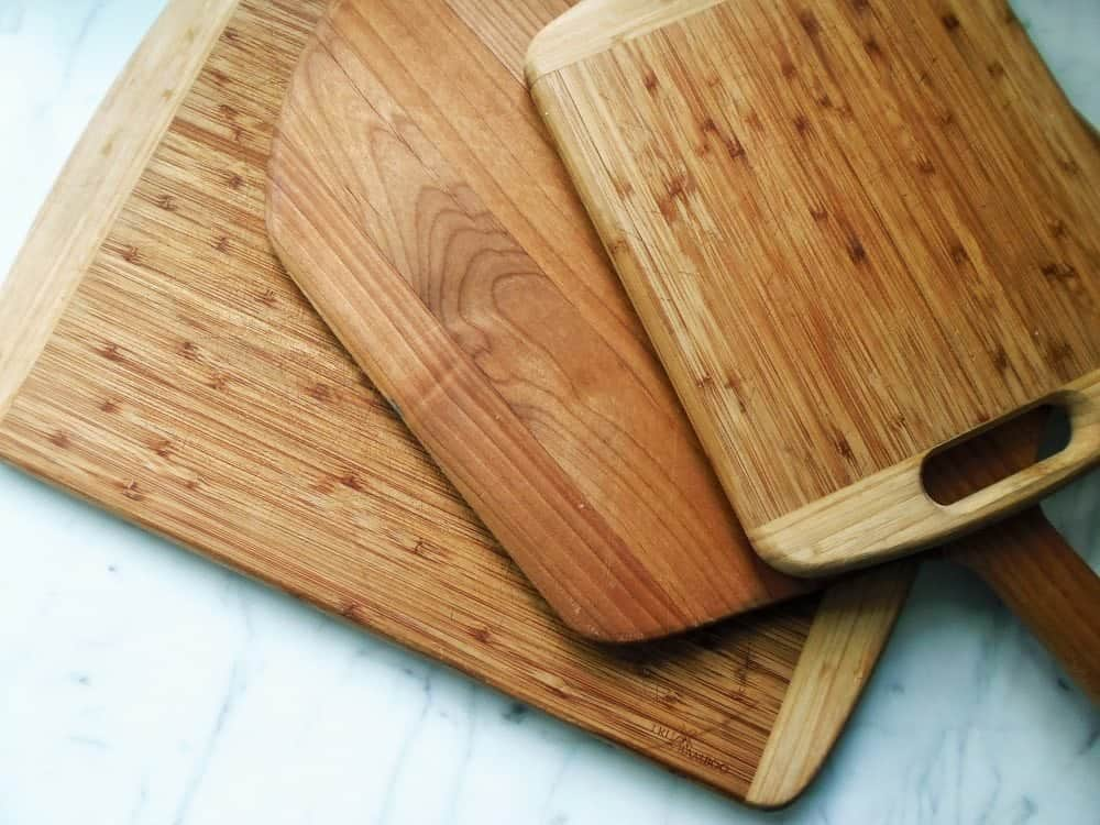 Seasoned Cutting Boards