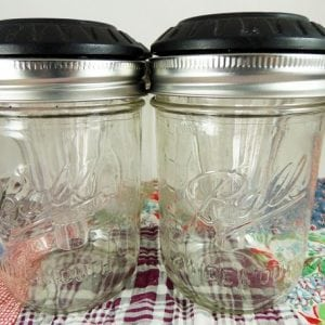 Solar Canning Jar Lanterns