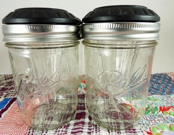 Solar Canning Jar Lanterns