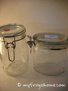 Storage Jars