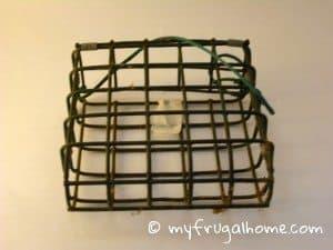 A Suet Cage