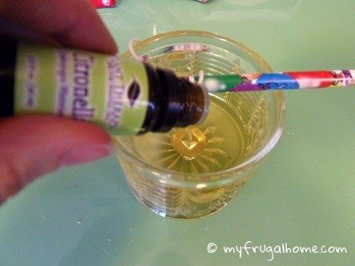 Add Citronella Oil