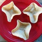 Baked Taco Bowls