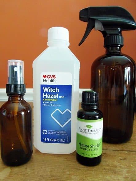 Bug Spray Supplies