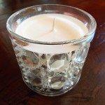 Homemade Citronella Candle