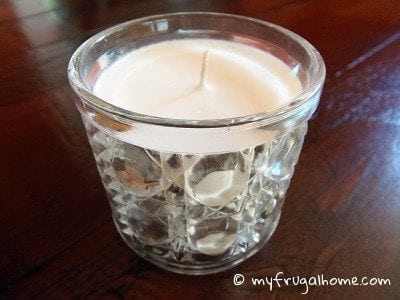 How to Make a Citronella Candle
