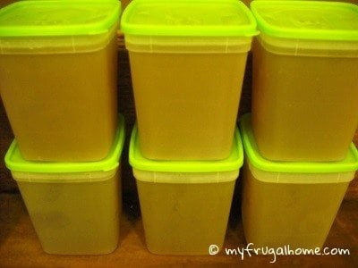 How to Make Beef Broth in the Crockpot
