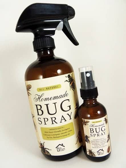 How to Make Bug Spray