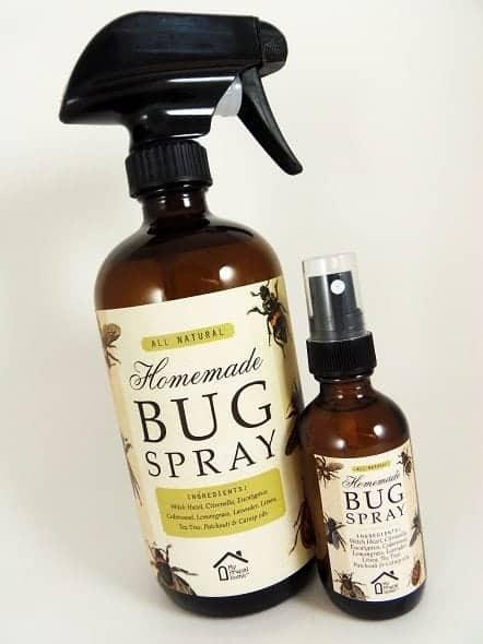 How to Make Bug Spray
