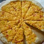 Pimento Cheese Pizza
