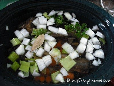 Place Ingredients in Crockpot